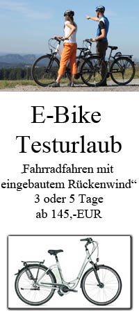 E-Bike Angebot